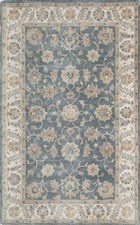 Soho York Traditional Oriental Rectangle Area Rug