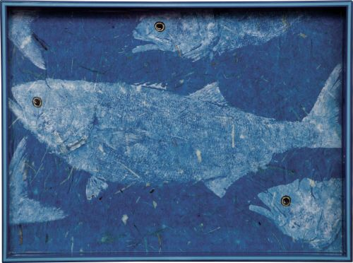 Blue Fish 15 Quot X 20 Quot Tray Trays Amp Platters Home Brands Usa