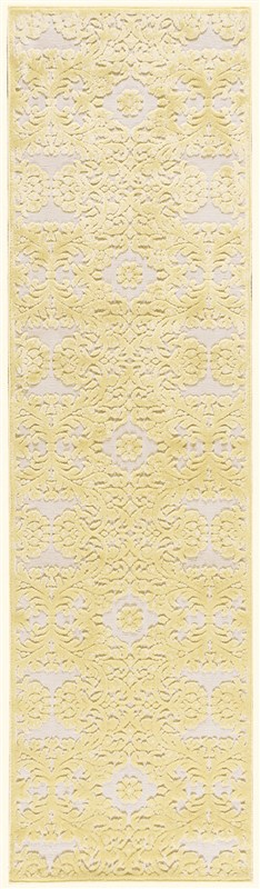 nourison-graphic-illusions-131-yellow-rug
