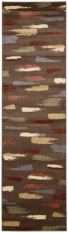 nourison-expressions-191-chocolate-rug