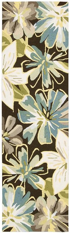 nourison-fantasy-556-chocolate-rug