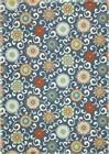 Blue/multicolor Rug