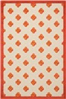 Nourison Aloha Red Indoor/Outdoor Area Rug