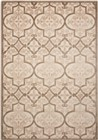 Nourison Aloha Cream Indoor/Outdoor Area Rug