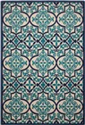 Nourison Aloha Navy Indoor/Outdoor Area Rug