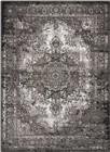 Nourison Aria Charcoal Area Rug