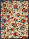 Nourison Aloha Indoor-Outdoor Multicolor Rug ALH17