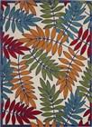 Nourison Aloha Contemporary Multicolor Rug ALH18