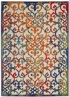 Nourison Aloha Indoor-Outdoor Multicolor Rug ALH21