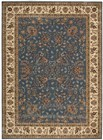 Nourison Persian Arts Light Blue Area Rug