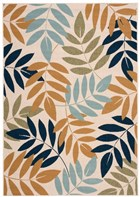 NOURISON CARIBBEAN IVORY AREA RUG