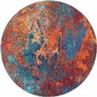 Nourison Celestial Contemporary Atlantic Rug CES08