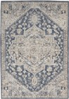 Nourison Concerto Traditional Ivory Blue Rug CNC08