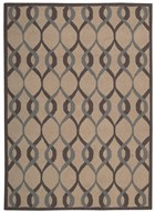 NOURISON DECOR TAUPE AREA RUG