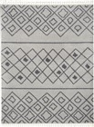 Nourison DIAMOND TRELLIS SHAG Indoor only Rugs DMT02