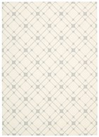 NOURISON ENHANCE IVORY GREY AREA RUG