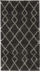 Nourison GEOMETRIC SHAG Contemporary Rugs GOS01
