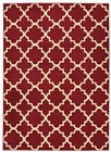 Nourison Grafix Red Area Rug