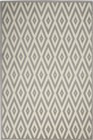 Nourison Grafix Indoor Only White-Grey Rug GRF18