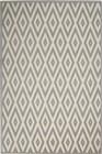 Nourison Grafix Indoor Only White-Grey Rug GRF18