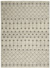 Nourison Grafix Indoor Only Ivory-Grey Rug GRF37