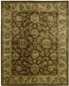 NOURISON JAIPUR BROWN AREA RUG