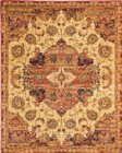 Nourison Jewel Traditional Cream Rug JEL01
