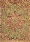 Nourison Jewel Traditional Jade Rug JEL01