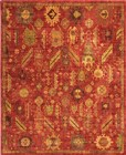 Nourison Jewel Traditional Red Rug JEL04