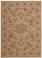 KATHY IRELAND LUMIERE ROYAL COUNTRYSIDE SAGE AREA RUG BY NOURISON