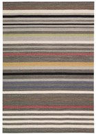 KATHY IRELAND GRIOT ADUNGU POPPY SEED AREA RUG BY NOURISON