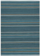 KATHY IRELAND GRIOT KORA TURQUOISE AREA RUG BY NOURISON