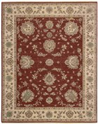 NOURISON LEGEND RED AREA RUG