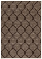 MICHAEL AMINI GLISTENING NIGHTS GREY AREA RUG BY NOURISON