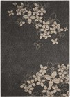 Nourison Maxell Charcoal Area Rug