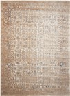 Kathy Ireland Malta Taupe Area Rug by Nourison