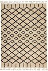 Nourison Moroccan Marrakesh Shag Cream Area Rug