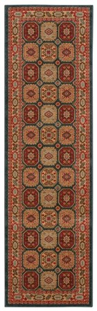 NOURISON MAYMANA MIDNIGHT AREA RUG