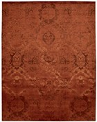 NOURISON NIGHTFALL FLAME AREA RUG