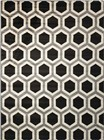 Nourison Nova Black/White Area Rug