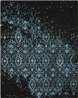 Nourison Opaline Midnight Blue Area Rug