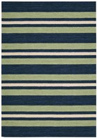 BARCLAY BUTERA OXFORD BREEZE AREA RUG BY NOURISON