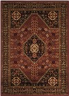 Nourison Paramount Red Area Rug