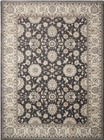 Nourison Persian Crown Charcoal/Ivory Area Rug