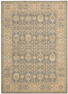 NOURISON PERSIAN EMPIRE SLATE AREA RUG