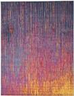 Nourison Passion Contemporary Multicolor Rug PSN09