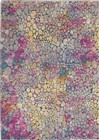 Nourison Passion Contemporary Yellow Multi Rug PSN34