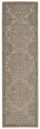 NOURISON REGAL GREY AREA RUG