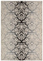 NOURISON RIVIERA CHARCOAL AREA RUG