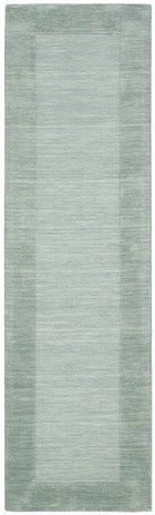 BARCLAY BUTERA RIPPLE AZURE BLUE AREA RUG BY NOURISON